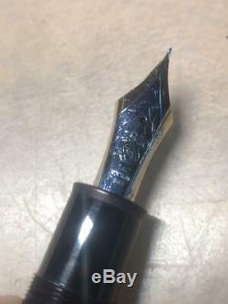 1980s MONTBLANC Meisterstuck 149 Nib 14C LARGE FOUNTAIN PEN from JP
