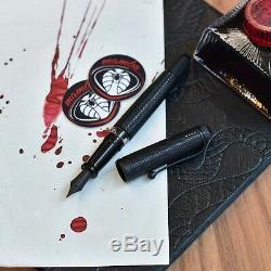 Aurora 88 Limited Edition 2019 Black Mamba Fountain Pen