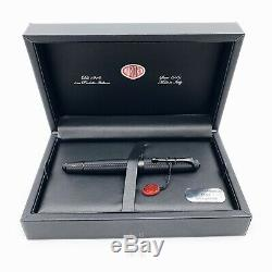 Aurora 88 Limited Edition 888 Black Mamba 18K nib Fountain Pen