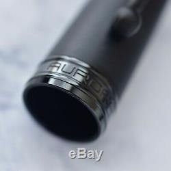 Aurora 88 Special Edition 2019 Nera Unica Matte Black Fountain Pen