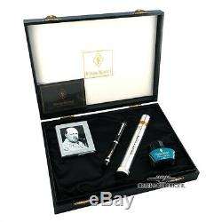 Conway Stewart Black Marlborough Vintage Fountain Pen #011/300