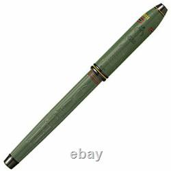 Cross Rollerball Pen Townsend Star Wars Boba Fett Army Green Lacquer AT0045D-51