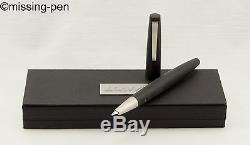 LAMY 2000 Piston Fountain Pen in Black model 01 with 14 C. Gold nib