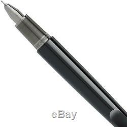 MONTBLANC M By Marc Newson Black Resin Ballpoint Pen 117149