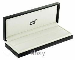 MONTBLANC Meisterstuck Platinum LeGrand 14K-Nib Medium Nib Fountain Pen2851. SALE
