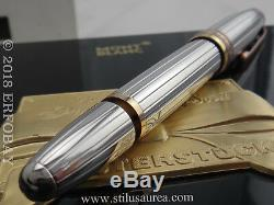 MONTBLANC Meisterstück Solitaire White Gold 146 75th Anniversary LE75 Year 1999