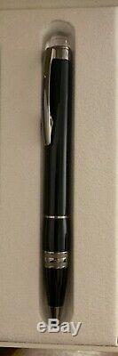 Mont Blanc Starwalker Ballpoint Pen Set Midnight Black. UNUSED