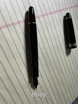 Montblanc 146 fountain pen EF