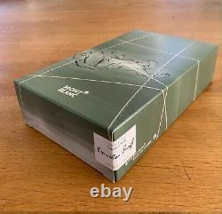 Montblanc 2012 Limited Edition Jonathan Swift Fountain Pen Fine Cursive Italic