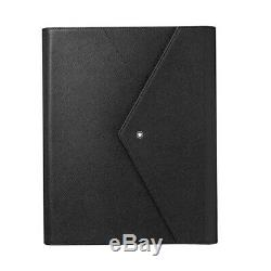 Montblanc Augmented Paper Sartorial Black Set StarWalker Ballpoint Pen #117366