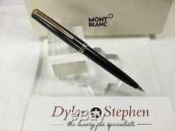 Montblanc Classic black and gold mechanical pencil