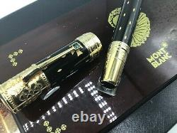 Montblanc Elizabeth I 4810 Limited Edition Patron of the Art Fountain Pen 18k M