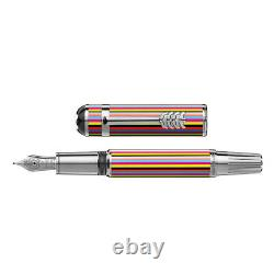 Montblanc Great Characters Special Edition The Beatles Fountain Pen M #116256