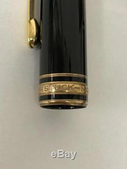 Montblanc Meisterstuck 144 Classique Fountain Pen 14 K Nib