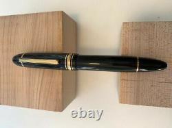 Montblanc Meisterstuck 149 Fountain Pen 14k Gold Nib