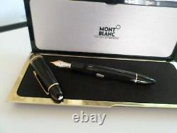 Montblanc Meisterstuck 149 Fountain Pen 18K Gold Fine Nib