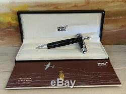 Montblanc Meisterstuck Le Petit Prince Aviator LeGrand Fountain Pen F Nib 119659