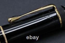 Montblanc Oscar Wilde Writers Limited Edition Fountain Pen EF Nib