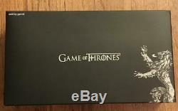 Montegrappa Game of Thrones Westeros Medium Fountain Pen, ISGOT3WE, New In Box