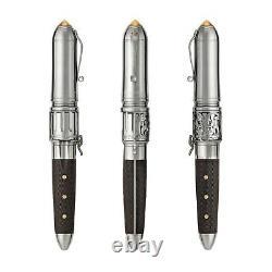 Montegrappa Revolver Limited Edition Fountain Pen Mint Rare Super Collectible