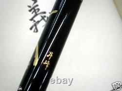 NEW PLATINUM Modern Maki-e # 17 Phoenix Fine(F) Nib 18K Gold Fountain Pen NIB