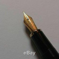 NEW SAILOR 1911 21K Gold Fountain Pen Black JAPAN