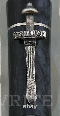 New! Fountain Pen Delta Limited Edition 2004 Tuareg 581/1830 Nib M