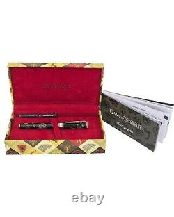 New Montegrappa Game of Thrones Westeros Fine Fountain Pen ISGOT2WE R$295.00