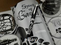 PELIKAN M800 (old style) Spirit of Gaudi Limited Edition 404/1000 M Fountain Pen