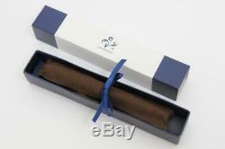 PELIKAN M805 SOUVERAN Black FOUNTAIN PEN Nib M Medium2629 MInt