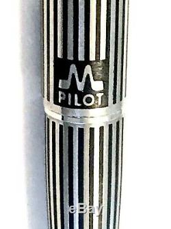 PILOT MYU stripe with converter from Japan
