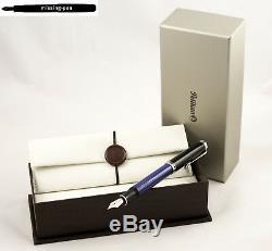 Pelikan Fountain Pen Souverän M805 / M805 (M 805 / M 805) in Black or Blue