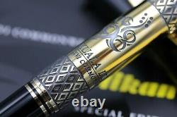 Pelikan M800 Commonwealth Games 1998 Limited Edition Fountain Pen UNUSED