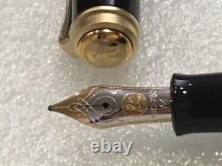 Pelikan Toledo M700 Fountain Pen (m) Nib New In Box