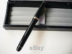 Pilot NAMIKI Custom74 Fountain Pen Black 14K #5 FKKN-12SR from Japan