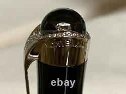 RARE MONTBLANC ETOILE PRECIEUSE FOUNTAIN PEN $9.5K Brand New! Nib Sz M