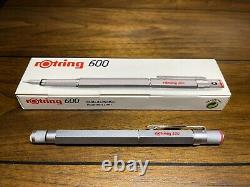 Rotring 600 Old Style Fountain Pen (BB)
