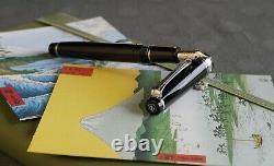 SAILOR Pro Gear Diamond Black 14k F nib Fountain Pen
