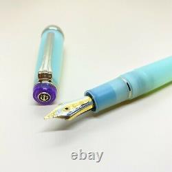 SAILOR fountain pen SHIKIORI Amaoto 21K gold All 4 colors medium-fine (MF)
