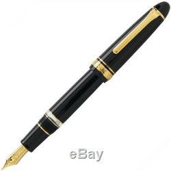 Sailor 1911 Profit Realo 21k Fountain Pen Black Fine Nib 11-3924-220