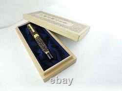 Sailor KOSHU INDEN Fountain Pen SAYAGATA Medium Fine Nib 10-3051-320