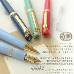 Sailor SHIKIORI Fountain Pen Fairy Tale GRATEFUL CRANE MF Nib 11-1227-304