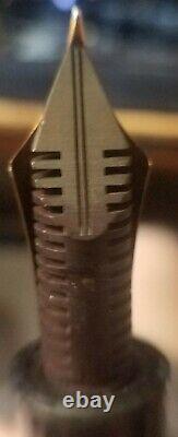 Vintage 1960s/70s Montblanc Meisterstück 149 fountain pen, 18ct fine flexible nib