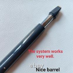 Vintage Sheaffer PFM Pen For Men Gray/GF Cap Fountain Pen Snorkel Fill USED