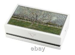 Visconti Van Gogh Gift Set Fountain Pen Orchard In Blossom Limited Edition $299
