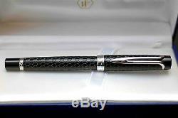Waterman Liaison Cobra Fountain Pen 18K Fine Pt New In Box Rare