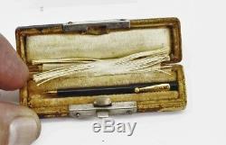 000 World Vintage Waterman Plus Petit Fountain Pen Pipette Mint Boxed