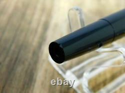 Belle! Montblanc 320 Fountain Pen Vintage Black Gold 14k-585 Allemagne