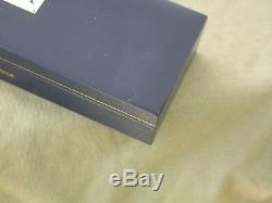 Caran D'ache Hexagonal Gp / Noir Chinois Vernis / Fp / Box / M 750 18c Nib Ex