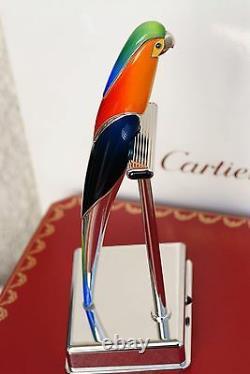 Cartier Exceptionale Loverbirds Inséparables Pen